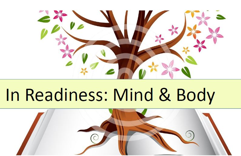 In readiness – Mind & Body