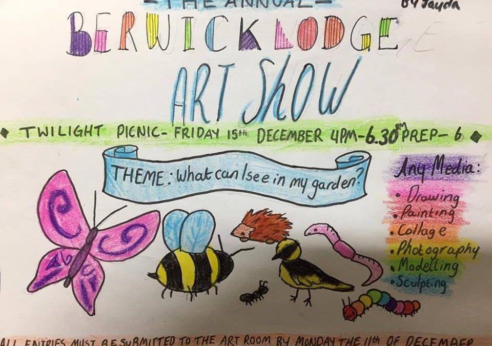 BLPS art show