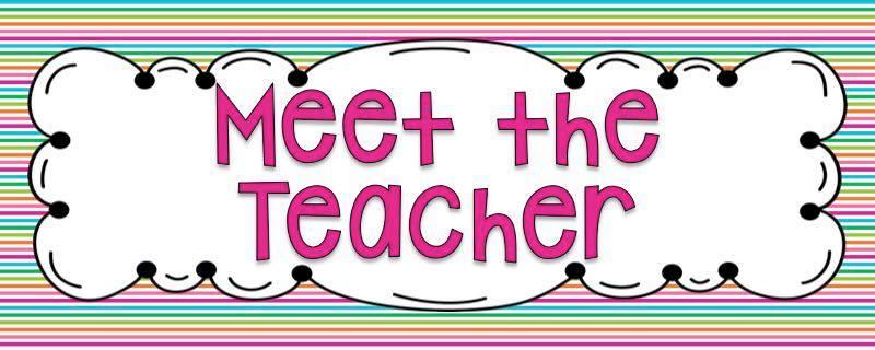 Meet the Teacher Night, 2020